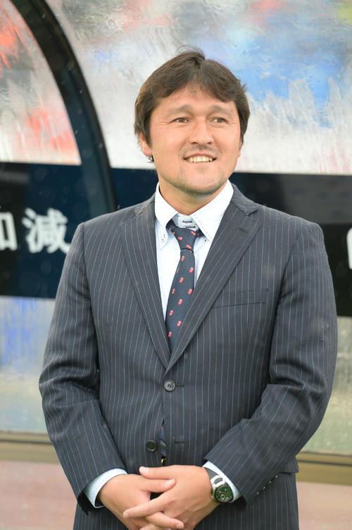 秋葉忠宏監督(2013年5月19日撮影)