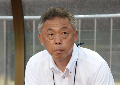 C大阪大熊清チーム統括部長