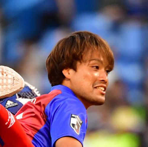 FC東京MF東慶悟(2019年8月7日)