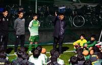 V静岡学園の新チーム始動、早くも激しい定位置争い - サッカー : 日刊スポーツ