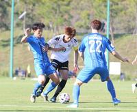 札幌が蔚山現代とガチンコ練習試合「狙いは見えた」 - J1 : 日刊スポーツ