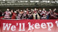 神戸、歌も肩組みも旗もメガホンも禁止の中ドロー - J1 : 日刊スポーツ