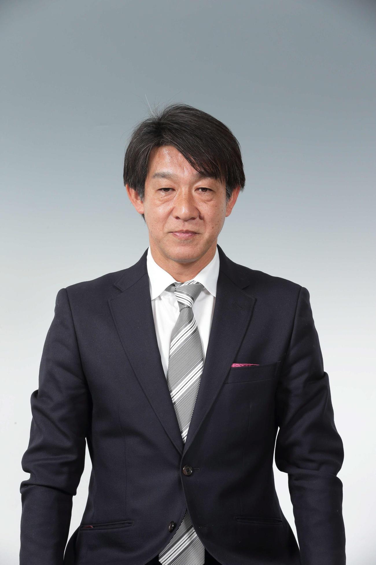G大阪の取締役に就任した和田昌裕氏(C)GAMBA OSAKA