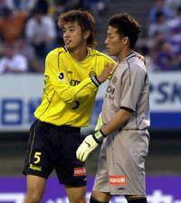 GKスローそのままゴールネットへ/Jすべらない話 - サッカー : 日刊スポーツ