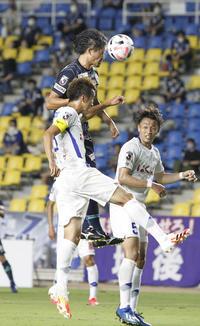 福岡遠野が同点ボレー弾、後半45分甲府に追いつく - J2 : 日刊スポーツ