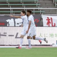 G大阪が完封勝利、札幌は反撃実らず/札-G17節 - J1 : 日刊スポーツ