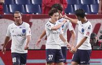 浦和ユース出身、横浜FC松尾「特別な場所」で2発 - J1 : 日刊スポーツ