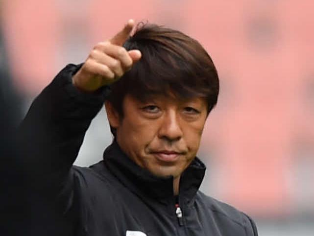 横浜FC下平隆宏監督(20年3月撮影)