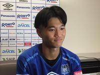 "G大阪""和製メッシ""17歳中村仁郎あえて「王様」 - J1 : 日刊スポーツ"