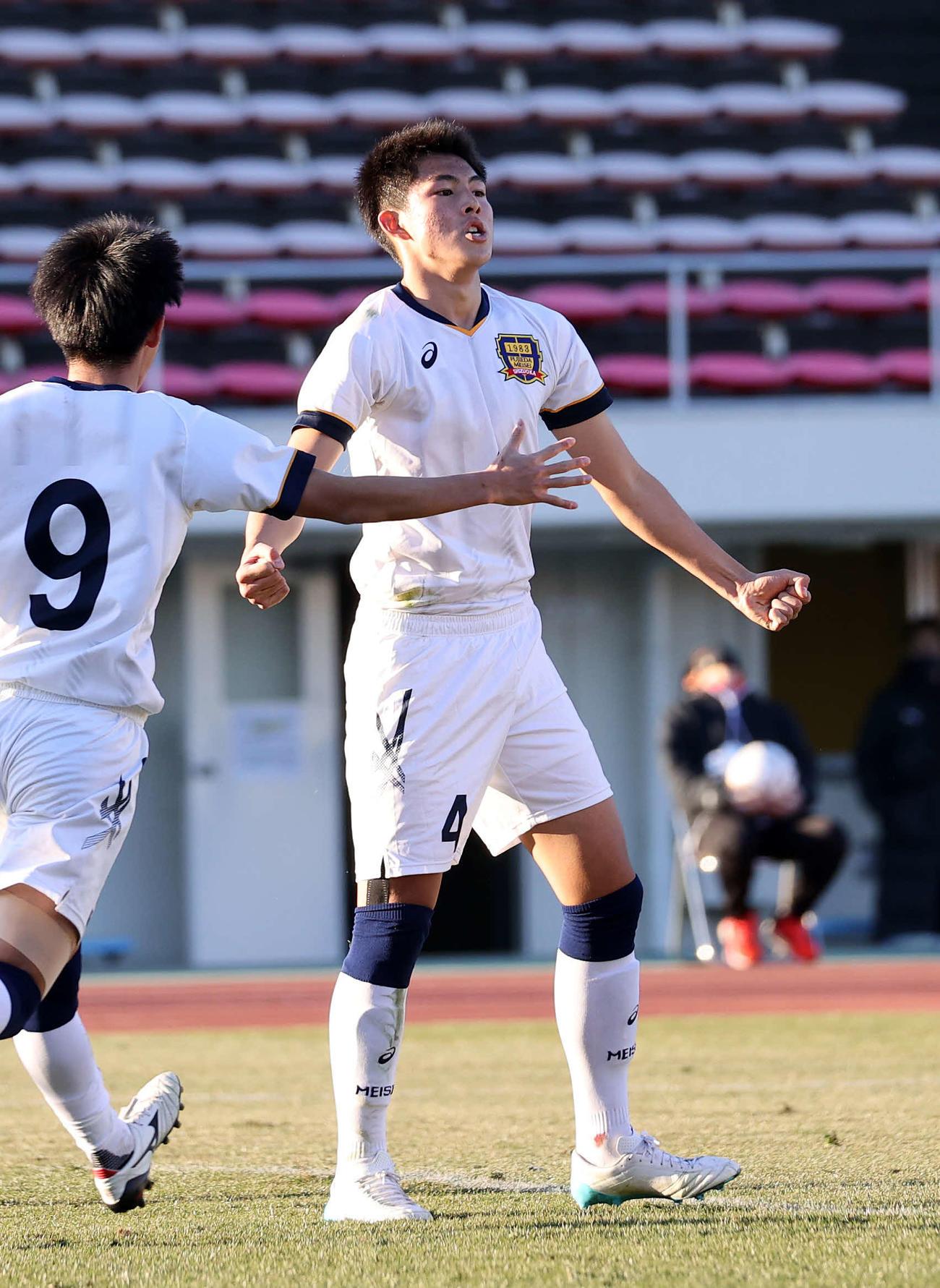 サッカー 誠 部 明 藤枝
