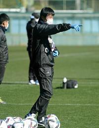 中山コーチが磐田指導者デビュー、声出し盛り上げた - J2 : 日刊スポーツ