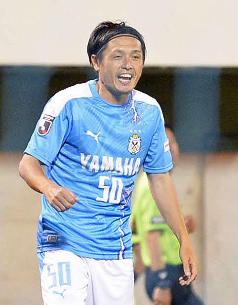磐田MF遠藤保仁(2020年10月14日撮影)