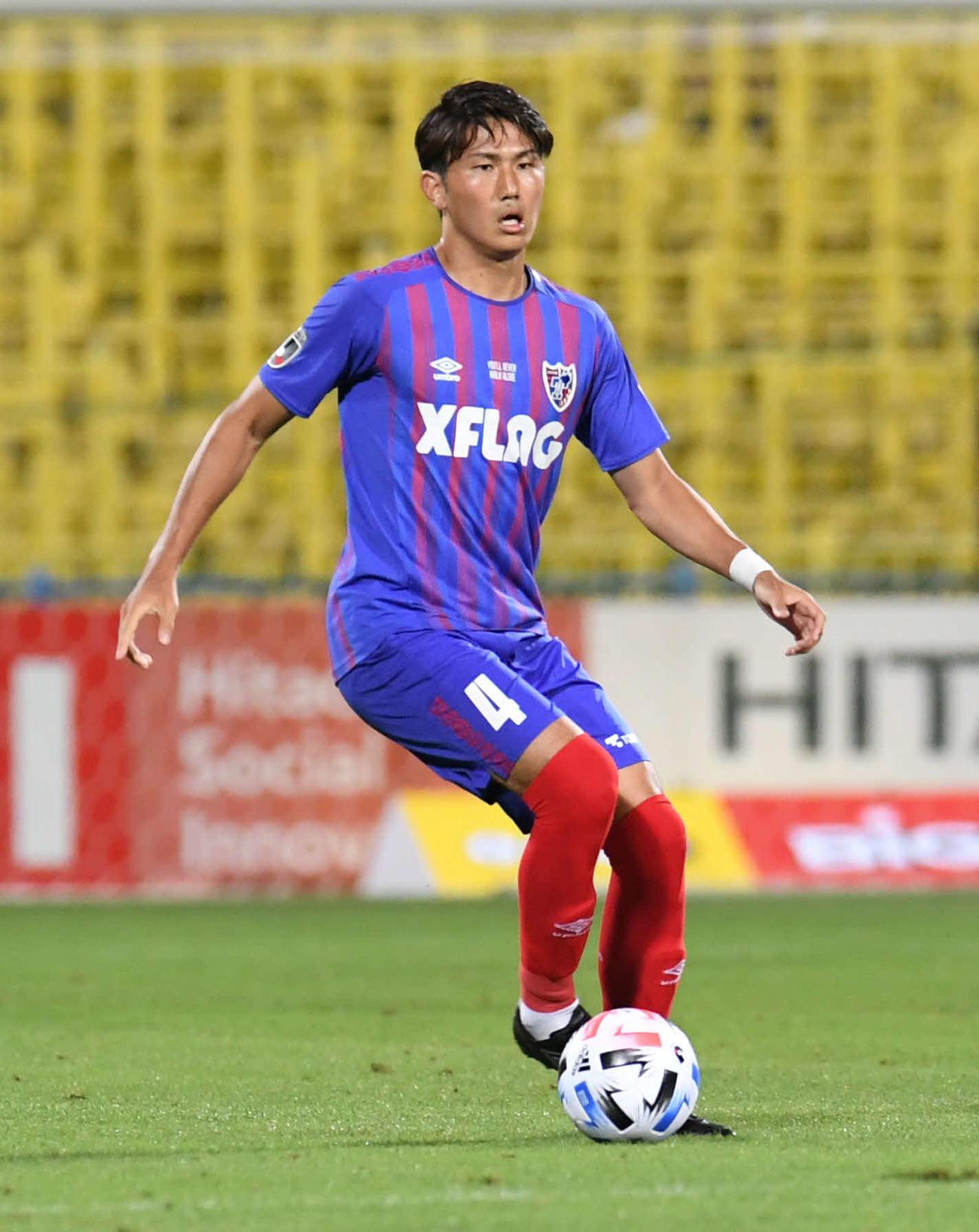 FC東京・渡辺剛(2020年7月4日)