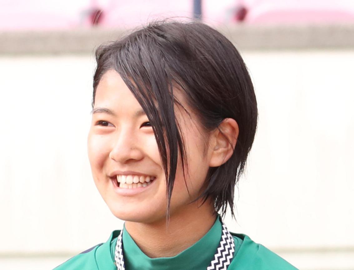 加藤栞(2019年1月7日撮影)