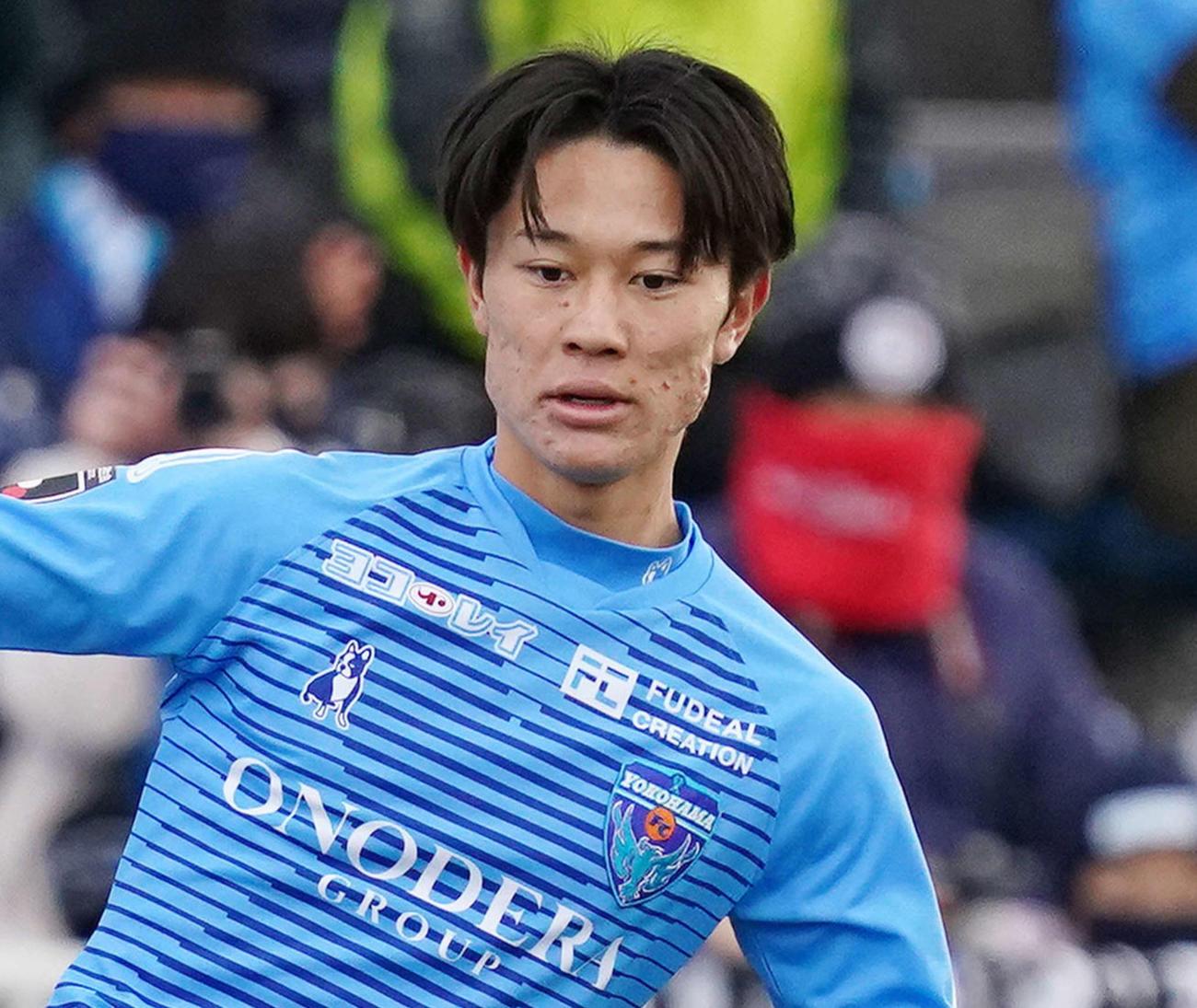 横浜FC斎藤功佑(2020年12月19日)