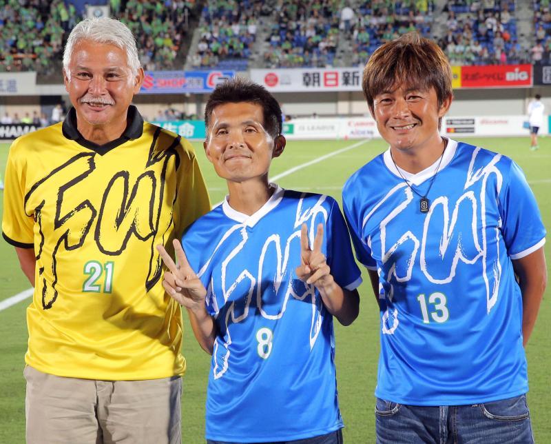 日本サッカー史に残る湘南フジタ...