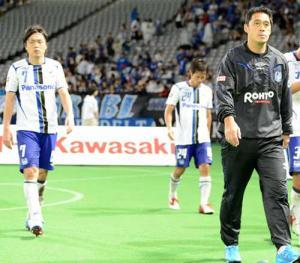 G大阪また守乱3失点で17位に転落/J1 - J1ニュース : nikkansports.com