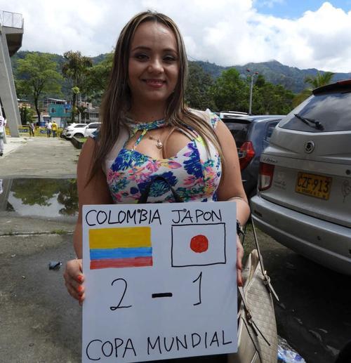 コロンビア美女50人に聞きました...