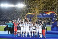 Rマドリードが史上初の連覇 MVPモドリッチ - 海外サッカー : 日刊スポーツ