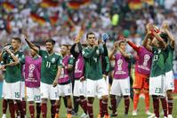 メキシコ狙いズバリ カウンター一発でドイツ沈める - 海外サッカー : 日刊スポーツ