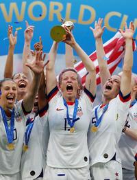 6点3A2人も出場時間で決定 女子W杯得点王 - 海外サッカー : 日刊スポーツ