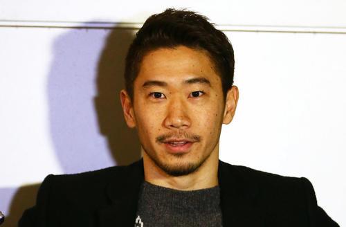香川真司(2018年12月23日撮影)