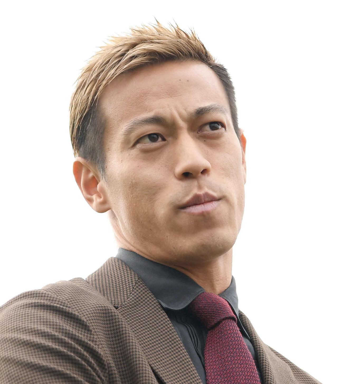 本田圭佑(20年1月撮影)
