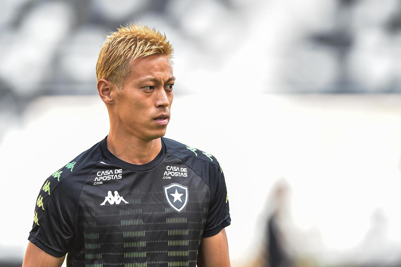 ボタフォゴ本田圭佑(2020年3月15日)