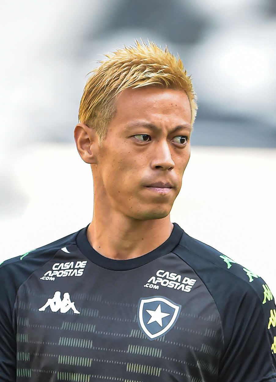 サッカー元日本代表の本田圭佑(20年3月15日、撮影・PIKO)