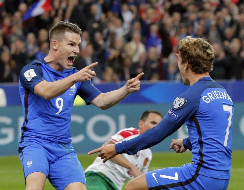ガメイロ2発 フランスがブルガリアに逆転勝ち