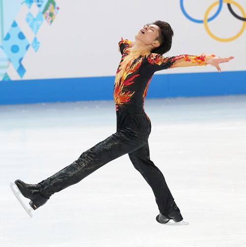 町田樹5位 来季限りで第一線退く見通し - フィギュア - ソチ五輪2014 : nikkansports.com