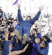 旭化成、MHPSとの死闘制し3年連続24度目のV - 陸上 : 日刊スポーツ