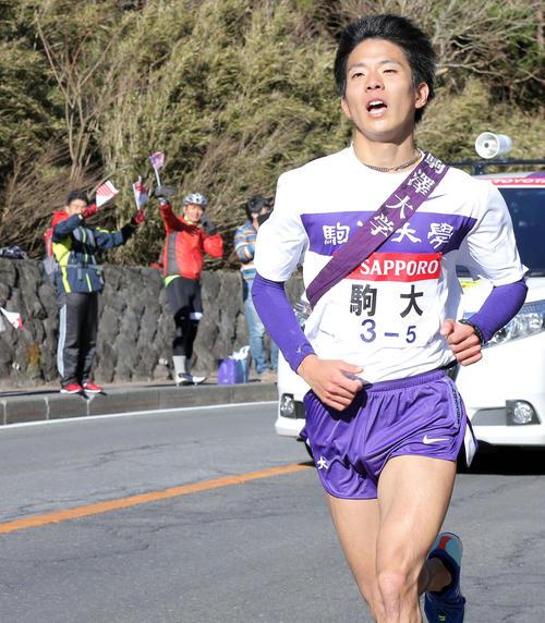 大塚祥平(2017年1月2日)
