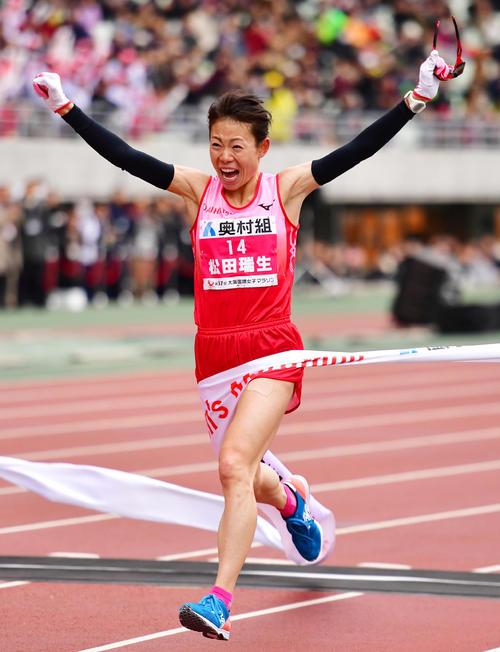 松田瑞生(2018年1月28日)