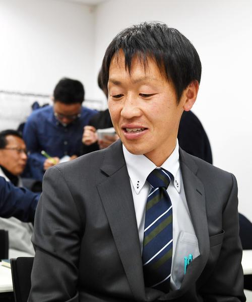 国士舘大・添田監督(2016年12月29日)