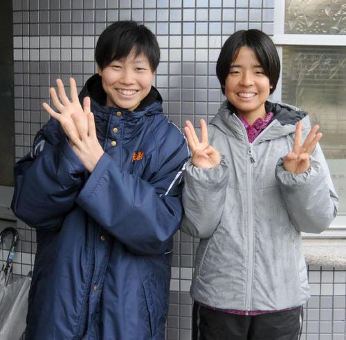 Photo of 静岡県選抜・赤堀「目標してた」13分切り区間3位