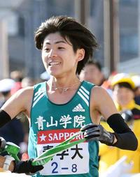 「走りたくない」青学大・岩見1年かけ払拭した悪夢 - 陸上 : 日刊スポーツ