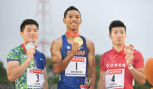 Photo of Track and field Japan championship postponed this fall, expected to be announced soon