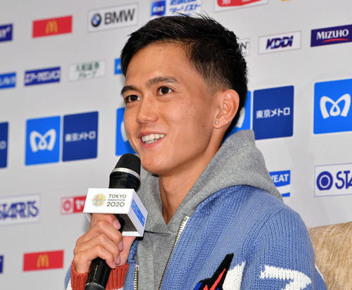 """Photo of Men's marathon master Osamu Ohsako becomes a high school student who can """"find what he can"""