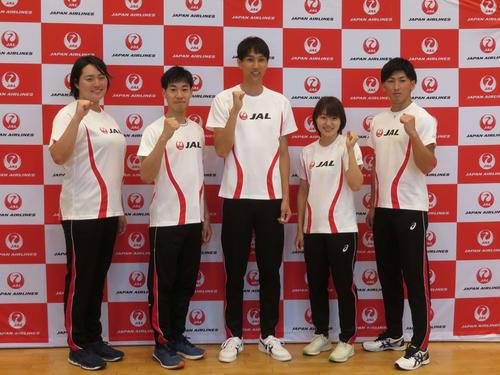 "Photo of High jump high Naoto Tobe ""Kukyu Toshi Sowa Sowa"" Domestic this season"