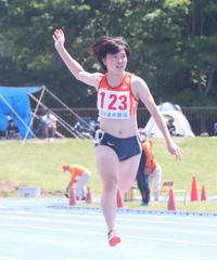 北海道栄・納村琉愛 100メートル11秒台を狙う - 陸上 : 日刊スポーツ