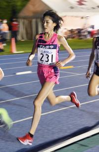 前田穂南が1万メートルで自己記録を40秒近く更新 - 陸上 : 日刊スポーツ