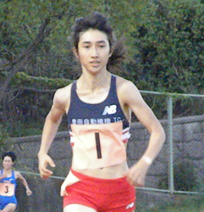田中希実(2020年9月15日撮影)