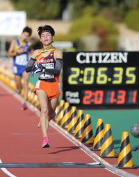 札幌山の手27位「かなり攻めた」エース島田力走も - 陸上 : 日刊スポーツ