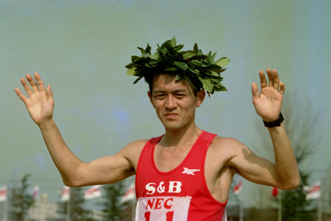 中止 びわ湖 毎日 マラソン