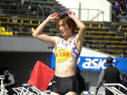 秦澄美鈴「称号ほしかった」走り幅跳び日本歴代4位タイの肩書喜ぶ - 陸上 : 日刊スポーツ