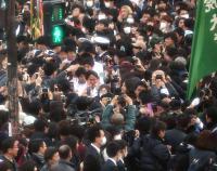 青学大が渋谷ジャック、センター街に1万人超殺到 - 陸上 : 日刊スポーツ