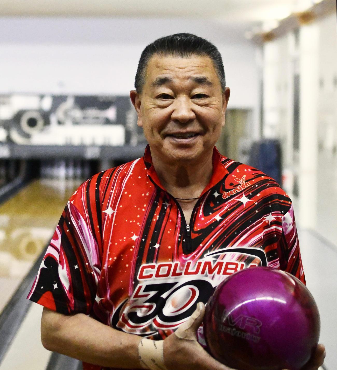 現役最年長プロボウラー「ビッグジュン」こと矢島純一