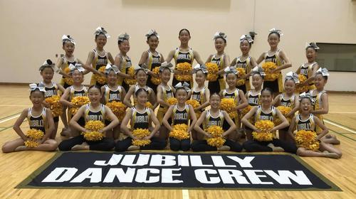 世界を舞台に活躍している「Jubilly Dance Crew」