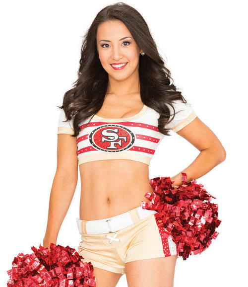 Photo of Former 49ers Chia Mika Sachiro